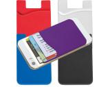 Kartenhalter für Smartphones zum Aufkleben